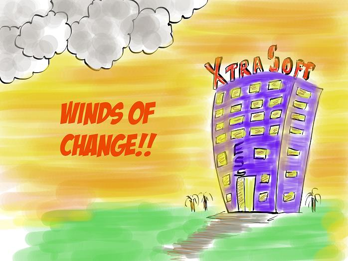 Winds of Change - With a Twist!